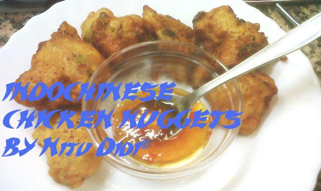INDO CHINESE NUGGETS