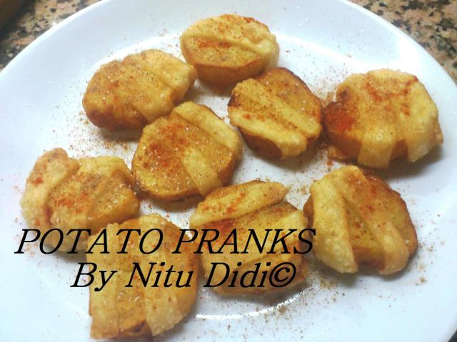 POTATO PRANKS