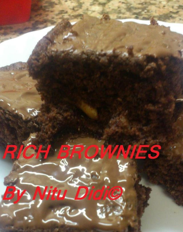 RICH BROWNIES