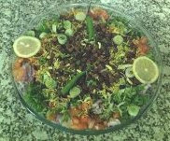 SHEENA BLACK GRAM SALAD