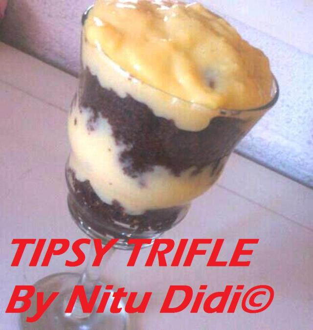 TIPSY TRIFLE