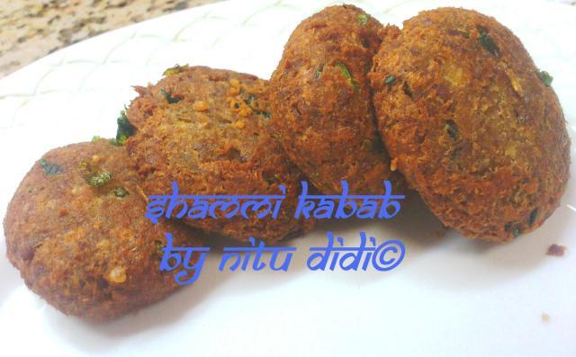 SHAMMI KABAB